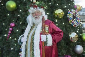 Follow Santa on Facebook!